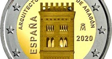 Spagna – Programma numismatico 2020