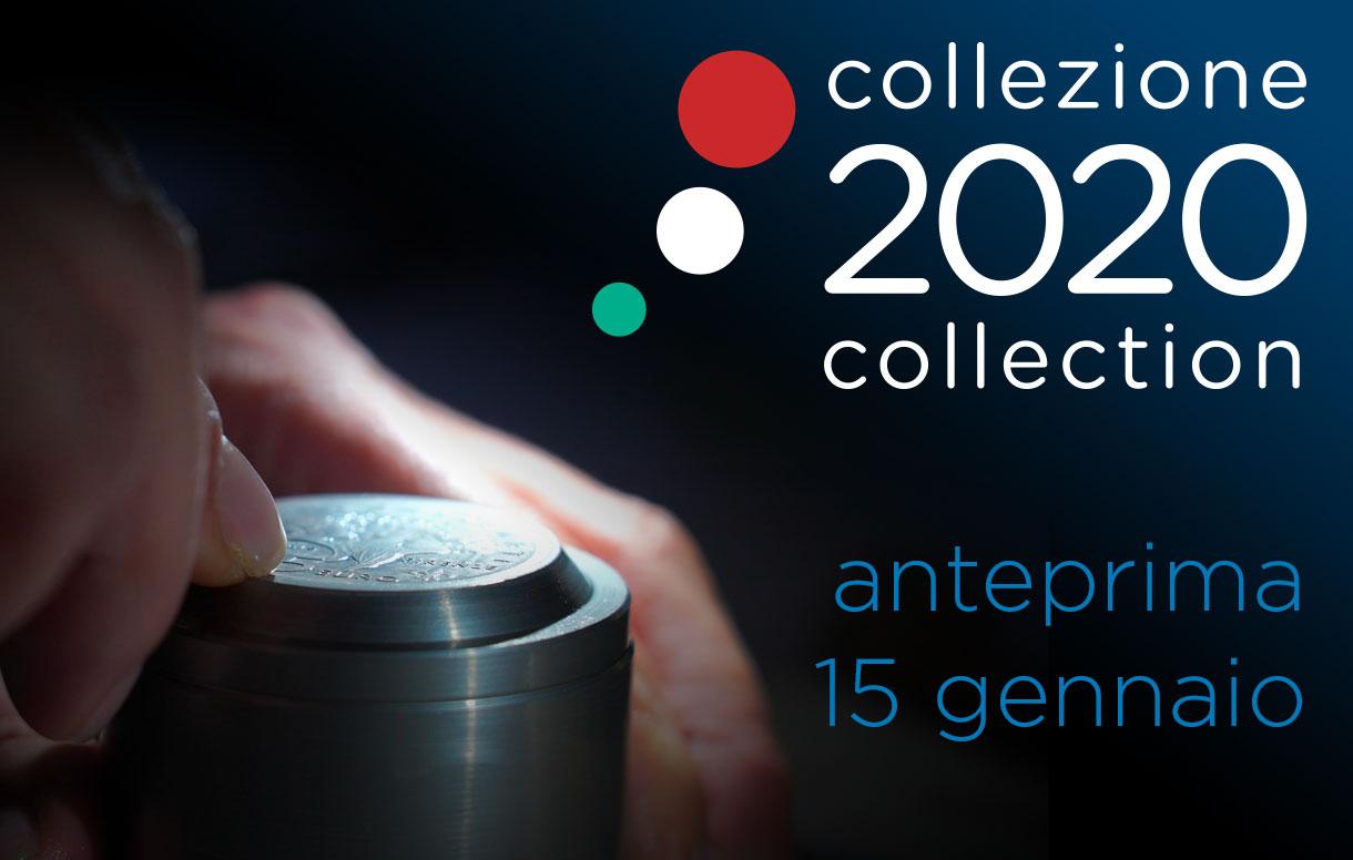 Presentazione collezione numismatica 2020 IPZS