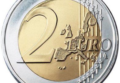 2 Euro commemorativi Vaticano 2020 – 100º anniversario della nascita di Giovanni Paolo II
