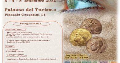 70° Convegno Filatelico Numismatico di Riccione
